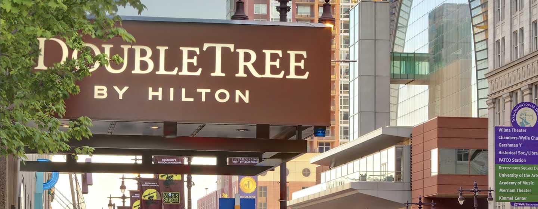 Hôtel DoubleTree by Hilton Hotel Philadelphia Center City, Pennsylvanie - Entrée principale