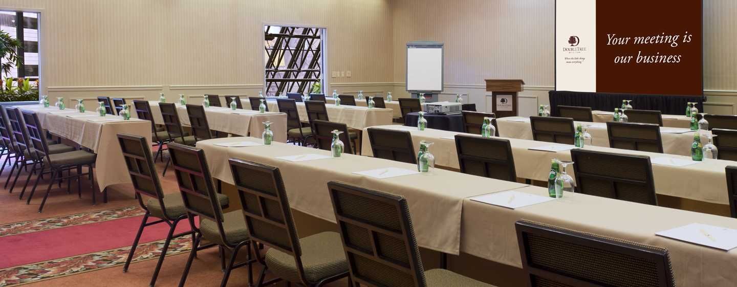DoubleTree by Hilton Hotel Philadelphia Center City, Pennsylvania, USA – Meetingraum Aria