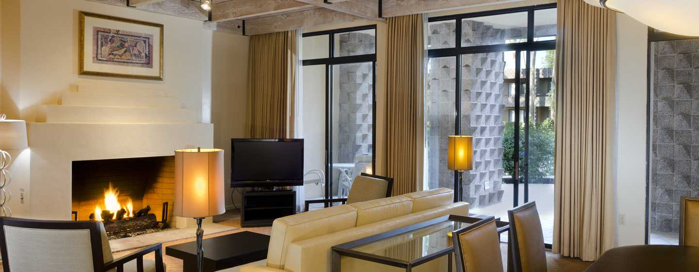 Hotel DoubleTree Resort by Hilton Paradise Valley, Arizona - Suite Canyon