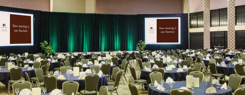 Hotel DoubleTree Resort by Hilton Paradise Valley, Arizona - Salón de exposición Forum