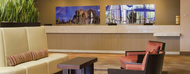 Hotel DoubleTree Resort by Hilton Paradise Valley, Arizona - Lobby