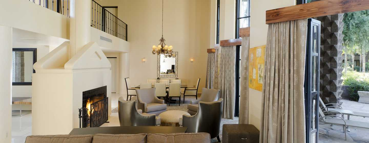 Hotel DoubleTree Resort by Hilton Paradise Valley, Arizona - Suite Presidential