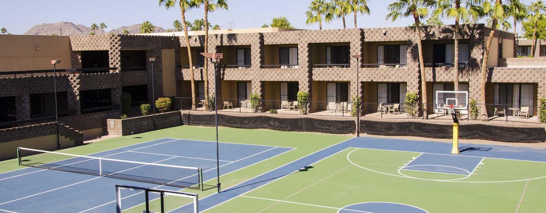 Hotel DoubleTree Resort by Hilton Paradise Valley, Arizona - Cancha de deportes