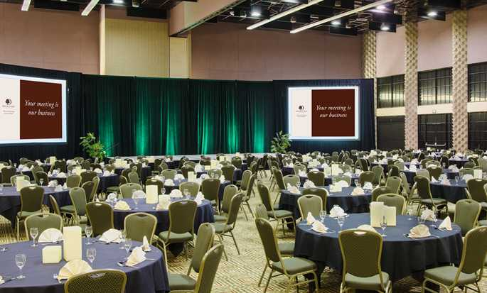 Hôtel DoubleTree Resort by Hilton Hotel Paradise Valley - Scottsdale, Arizona - Hall d'exposition Forum