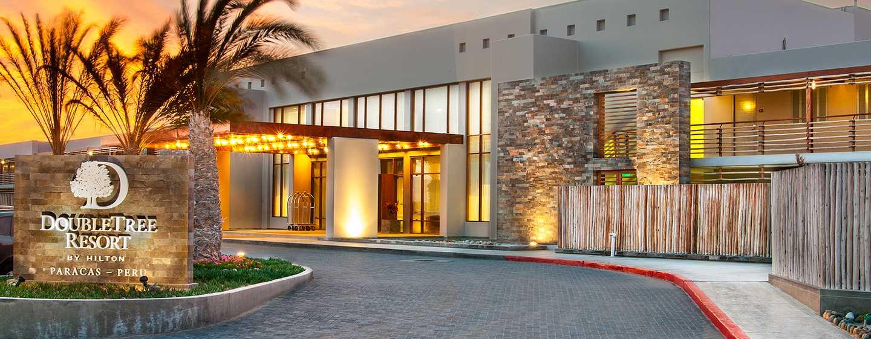 Hotel DoubleTree Resort by Hilton Paracas-Perú - Fachada del hotel