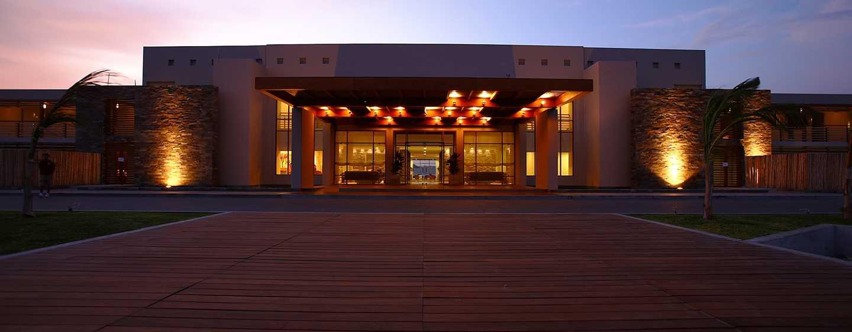 Hotel DoubleTree Resort by Hilton Paracas-Perú - Entrada principal