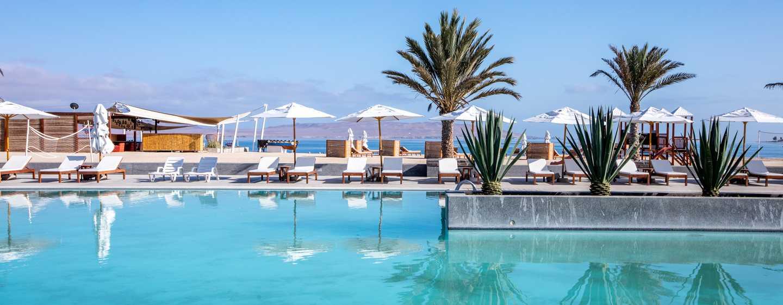 Hotel DoubleTree Resort by Hilton Paracas-Perú - Piscina al aire libre