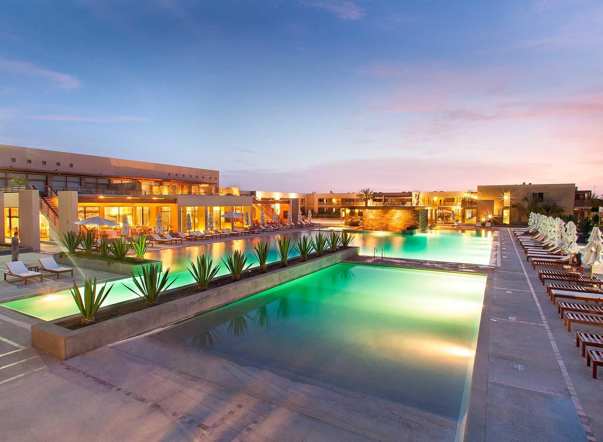 Hotel en per lima paracas hilton for Hoteles en paracas