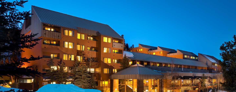 Hotel DoubleTree by Hilton Breckenridge, EE. UU. - Fachada del hotel