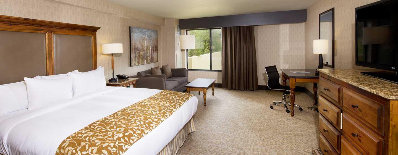 Hotel DoubleTree by Hilton Breckenridge, EE. UU. - Habitación con una cama King
