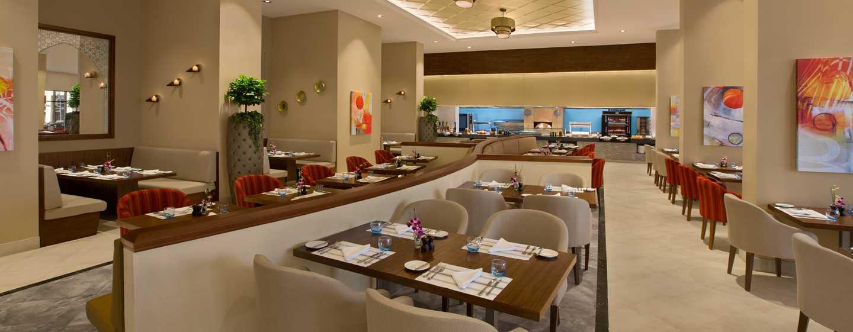 DoubleTree by Hilton Resort & Spa Marjan Island -hotelli, Ras Al Khaimah, Yhdistyneet arabiemiirikunnat – Al Marjan -ravintola