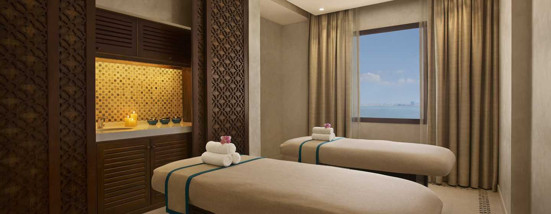 DoubleTree by Hilton Resort & Spa Marjan Island -hotelli, Ras Al Khaimah, Yhdistyneet arabiemiirikunnat – eforea: spa