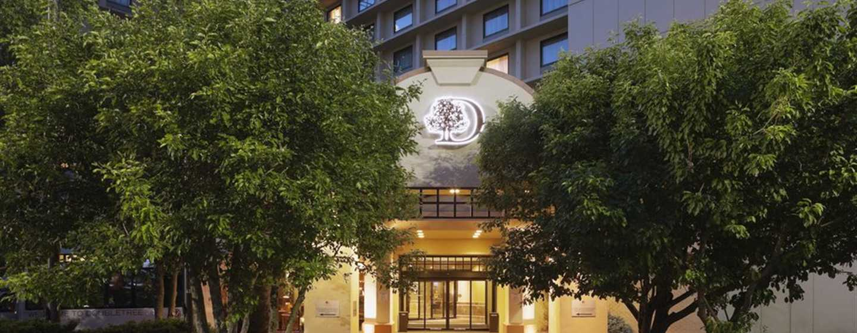 Hotel DoubleTree by Hilton Denver - Fachada del hotel