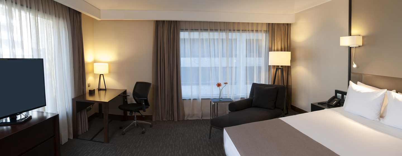 Hotel DoubleTree by Hilton Santiago – Vitacura, Chile – Quarto com cama king-size