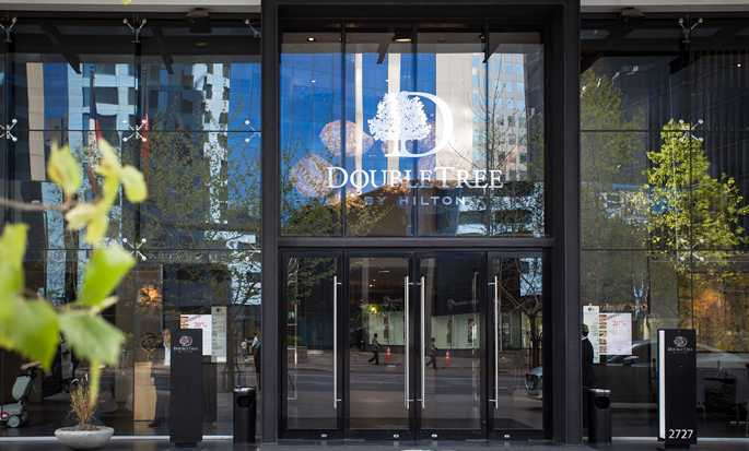 DoubleTree by Hilton Hotel Santiago - Vitacura, Chile – Exterior do hotel