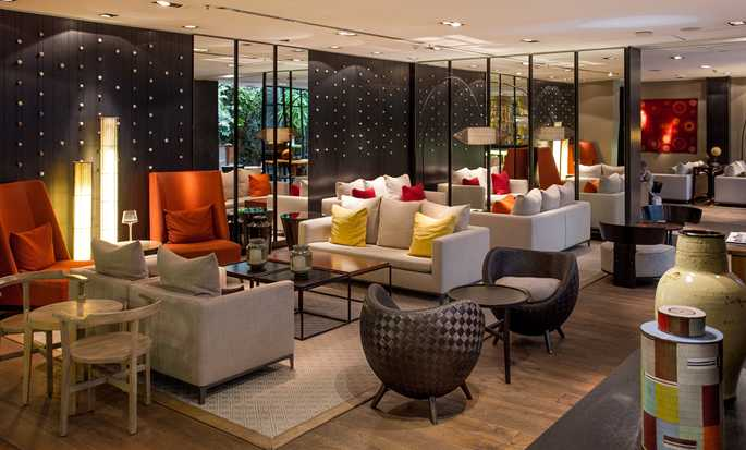 Hotel DoubleTree by Hilton Santiago - Vitacura, Chile - Lobby