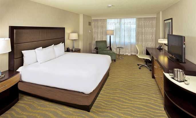 DoubleTree by Hilton Hotel San Diego – Mission Valley, Califórnia, EUA – Quarto King