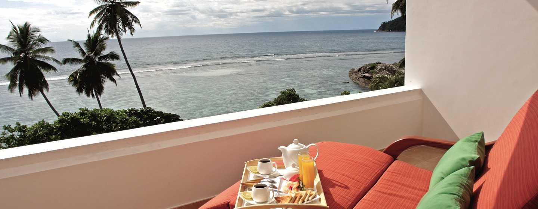 Hôtel DoubleTree Resort & Spa by Hilton Hotel Seychelles - Allamanda, Seychelles - Balcon