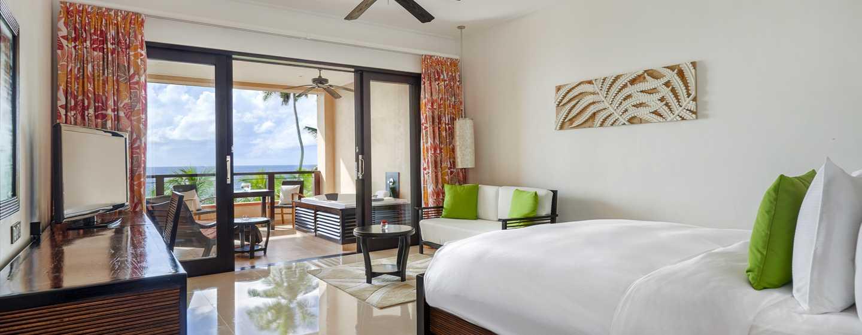 Hôtel DoubleTree Resort & Spa by Hilton Hotel Seychelles - Allamanda, Seychelles - Chambre de luxe