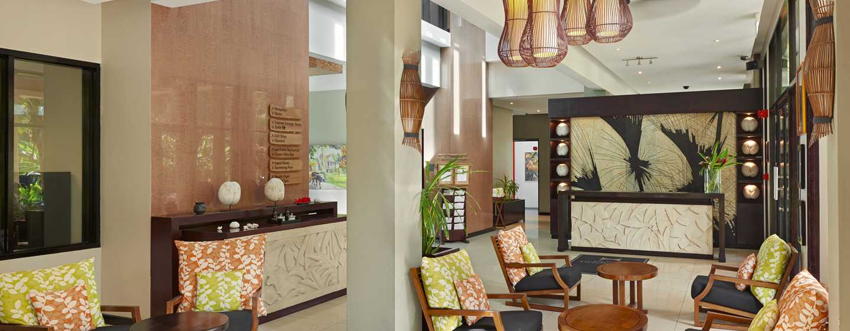 Hôtel DoubleTree Resort & Spa by Hilton Hotel Seychelles - Allamanda, Seychelles - Réception