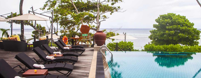 Hôtel DoubleTree Resort & Spa by Hilton Hotel Seychelles - Allamanda, Seychelles - Piscine