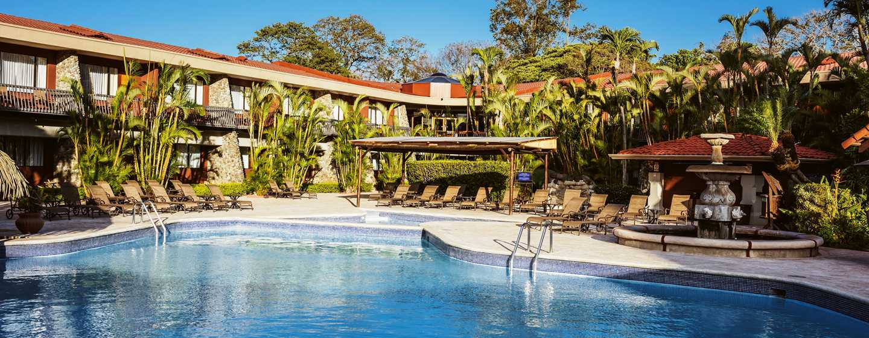 Hôtel DoubleTree by Hilton Hotel Cariari San Jose - Costa Rica - Magnifique piscine