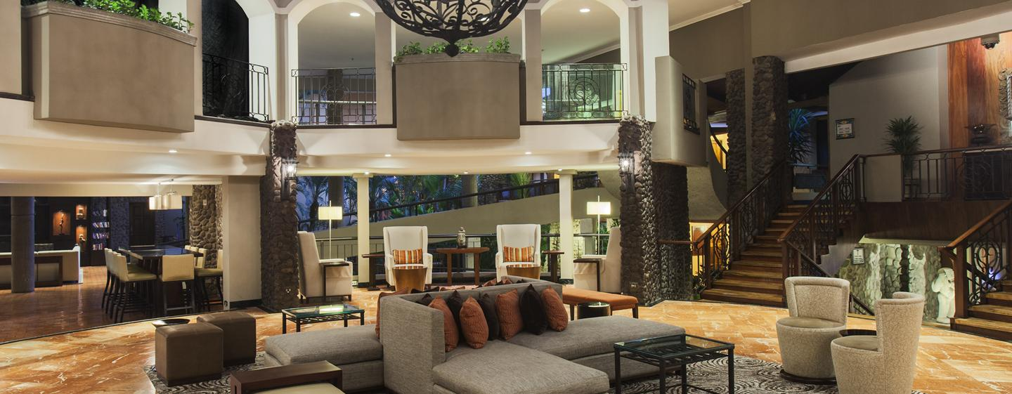 Welcome to the DoubleTree by Hilton Hotel Cariari San José - Costa Rica
