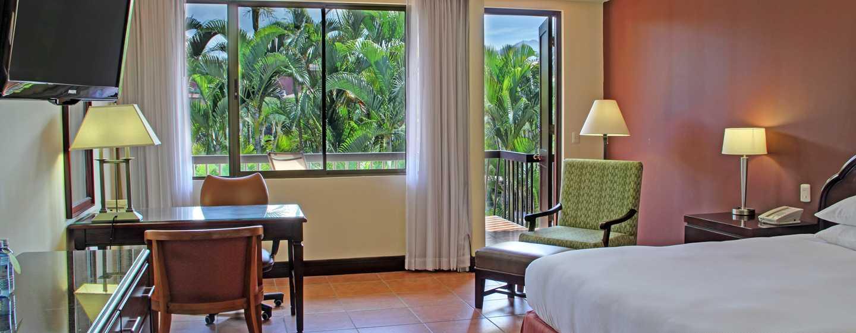 Hotel DoubleTree by Hilton Cariari San José, Costa Rica - Habitación con cama King