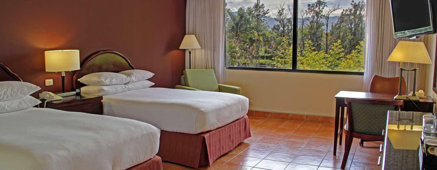 DoubleTree by Hilton Hotel Cariari San Jose - Costa Rica - Double Room