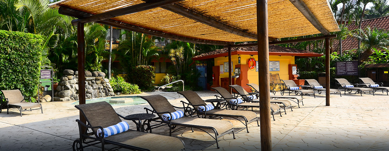 Hotel DoubleTree by Hilton Cariari San José, Costa Rica - Terraza