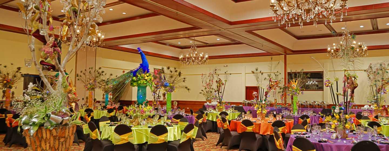 Hotel DoubleTree by Hilton Cariari San José, Costa Rica - Salón de fiestas