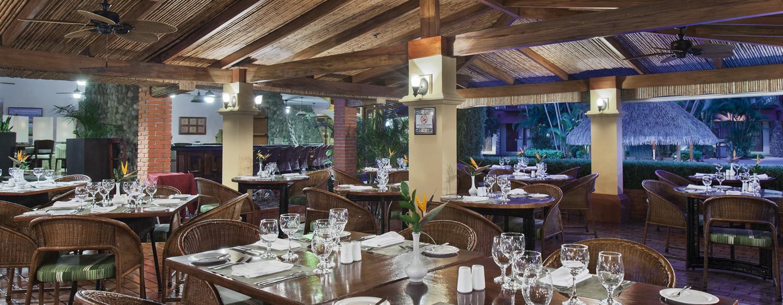 Hotel DoubleTree by Hilton Cariari San José, Costa Rica - Restaurante Las Tejas