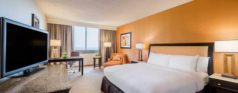 Hotel DoubleTree by Hilton Anaheim - Orange County, Estados Unidos - Habitación premium con cama King