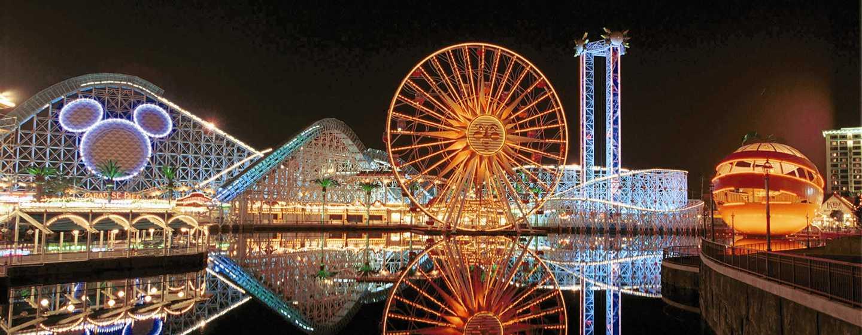Hotel DoubleTree by Hilton Anaheim - Orange County, Estados Unidos - Disneyland