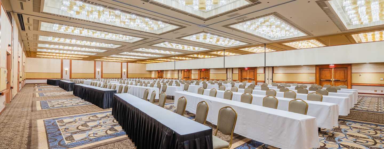 Hotel DoubleTree by Hilton Anaheim - Orange County, Estados Unidos - Salón de fiestas