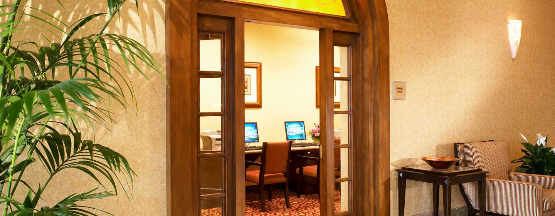 Hotel DoubleTree Suites by Hilton Anaheim Resort - Convention Center, California - Centro de negocios