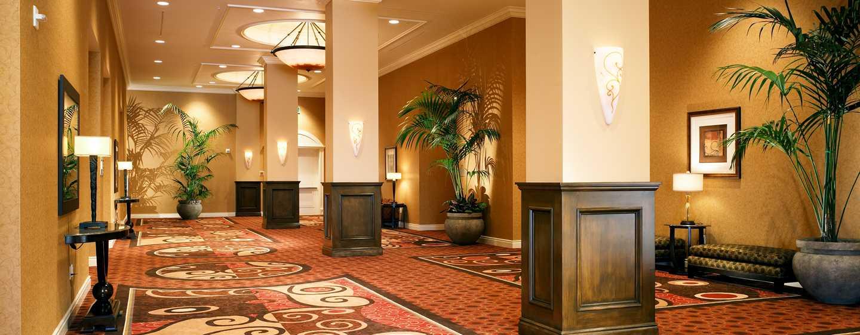 Hotel DoubleTree Suites by Hilton Anaheim Resort - Convention Center, California - Vestíbulo