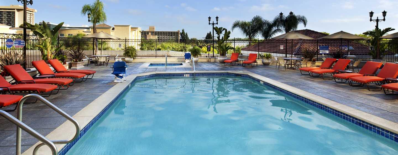 Hotel DoubleTree Suites by Hilton Anaheim Resort - Convention Center, California - Piscina al aire libre