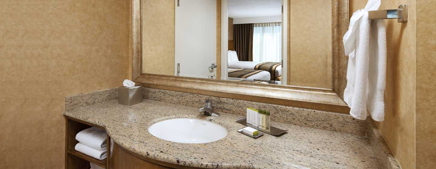 Hotel DoubleTree Suites by Hilton Anaheim Resort - Convention Center, California - Tocador