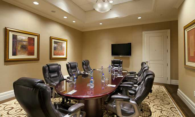 Hotel DoubleTree Suites by Hilton Anaheim Resort - Convention Center, California - Sala de juntas