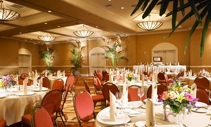 Hotel DoubleTree Suites by Hilton Anaheim Resort - Convention Center, California - Salón de fiestas Tuscany