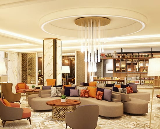 Hotel DoubleTree by Hilton Surabaya, Indonesia - Koffee Cafe