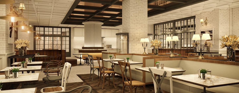 Hotel DoubleTree by Hilton Surabaya, Indonesia - Koffee Cafe