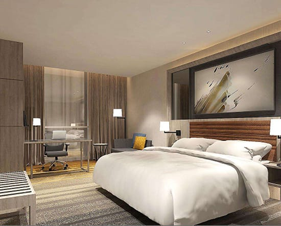 Hotel DoubleTree by Hilton Surabaya, Indonesia - Kamar Executive Superior