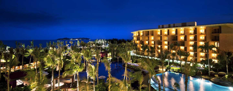 DoubleTree Resort by Hilton Hotel Sanya Haitang Bay, China– Resortüberblick