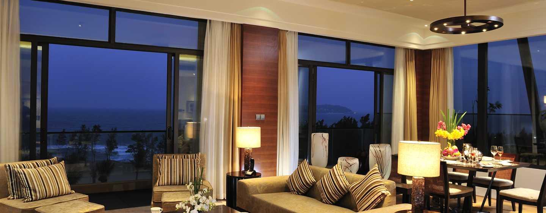 DoubleTree by Hilton Sanya– Grand Suite mit Meerblick