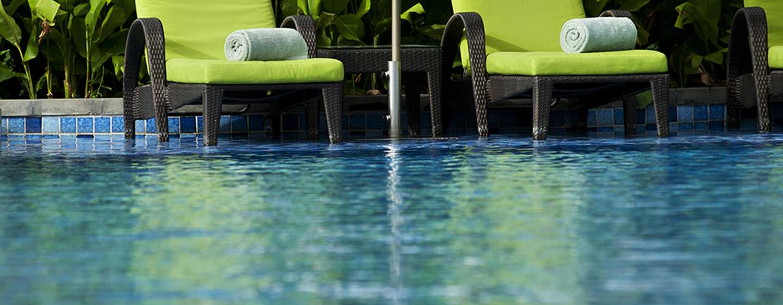 DoubleTree Resort by Hilton Hotel Sanya Haitang Bay, China– Swimmingpool