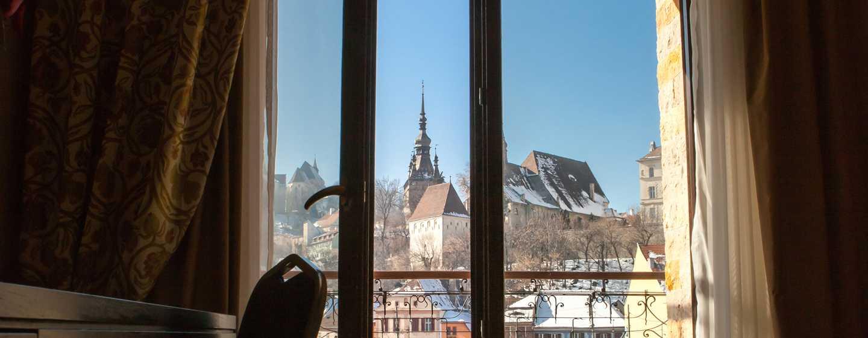 DoubleTree by Hilton Hotel Sighisoara - Cavaler, România - Cameră cu vedere