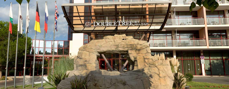DoubleTree by Hilton Hotel Varna – Złote Piaski, Bułgaria – Wejście do hotelu