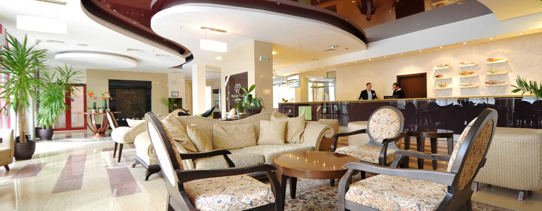 DoubleTree by Hilton Hotel Varna – Złote Piaski, Bułgaria – Lobby